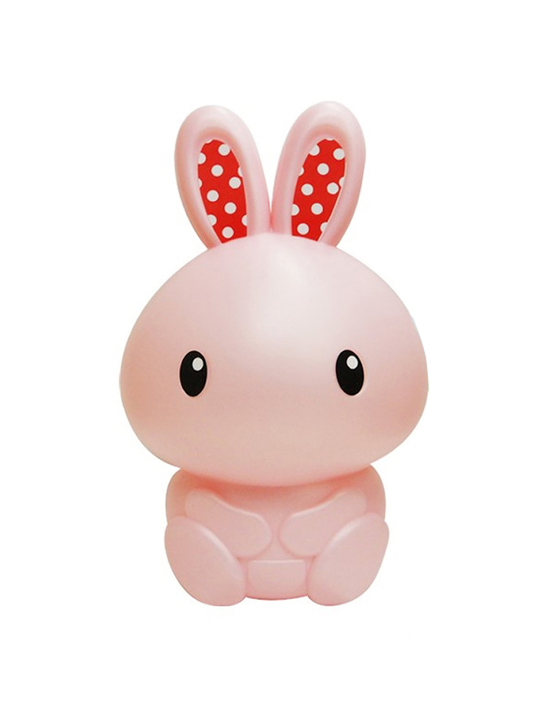 可爱小兔子储蓄罐粉色16*31cm