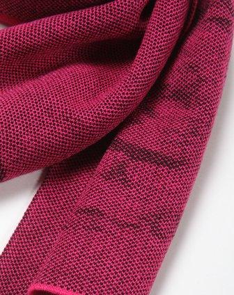 男儿童围巾的织法图解