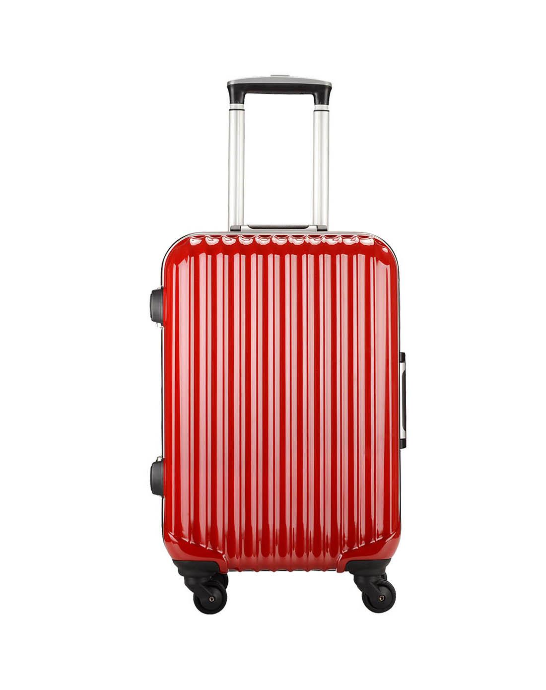 行旅箱红色