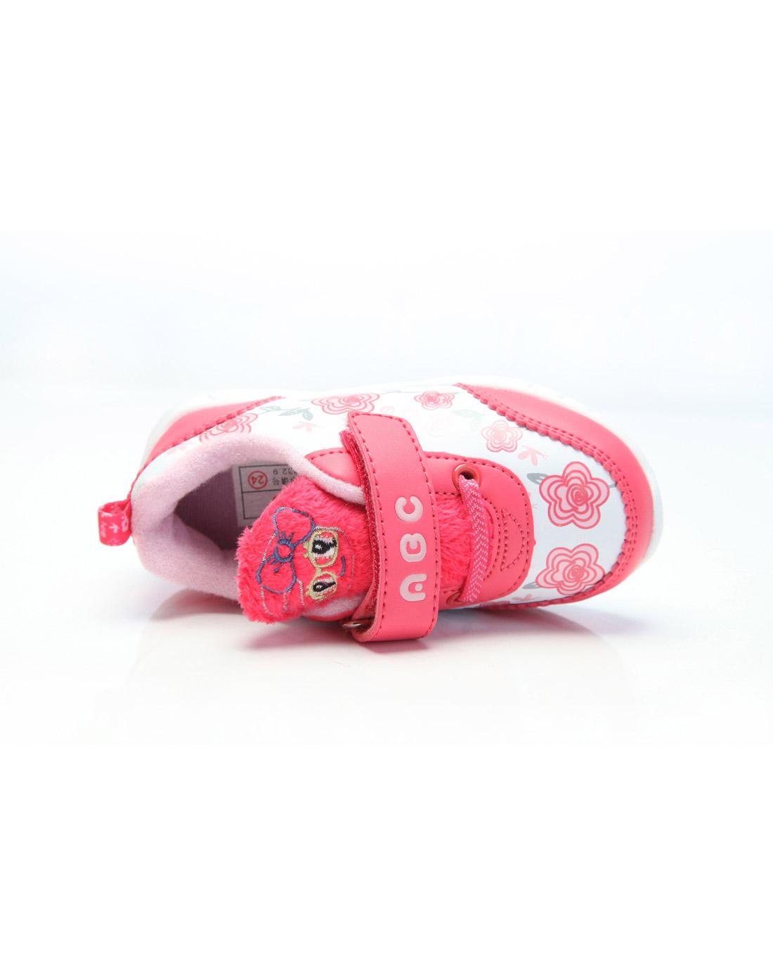 粉红运动鞋y-6361