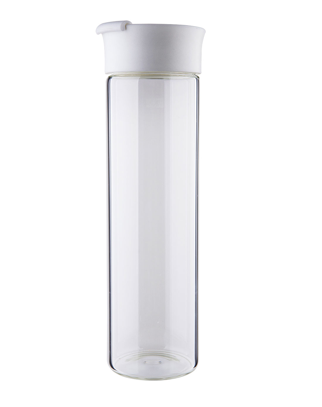 玻璃水杯(白色)