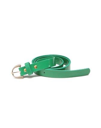 绿色可爱个性腰带