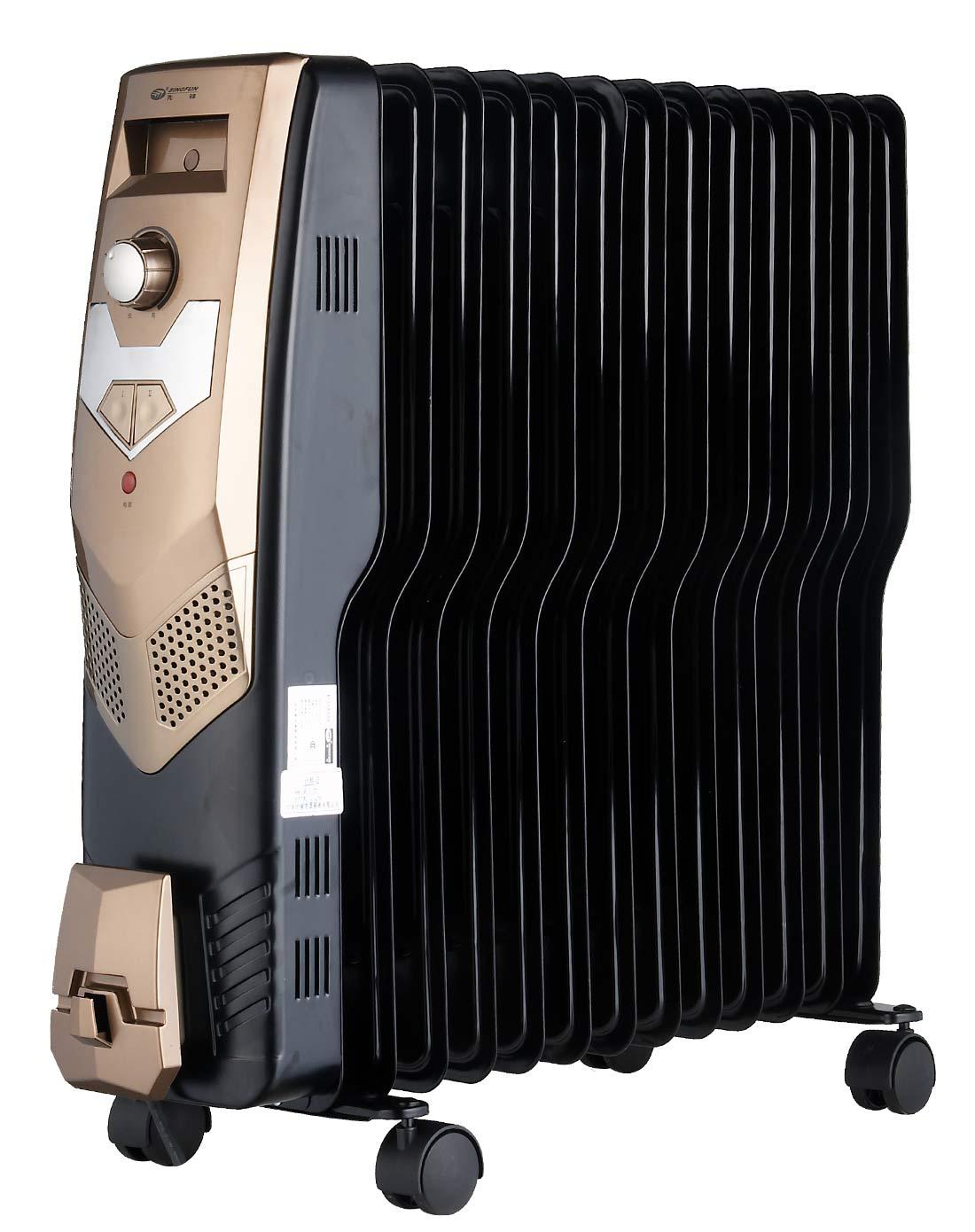 12片电热油汀取暖器