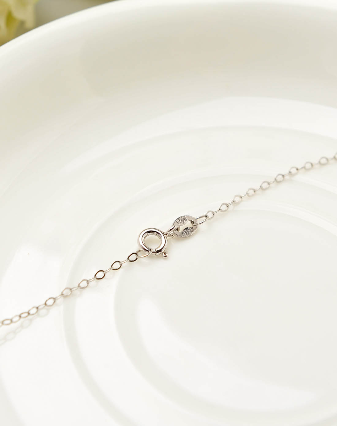 艾美emmy时尚925银小动物造型项链en1237s