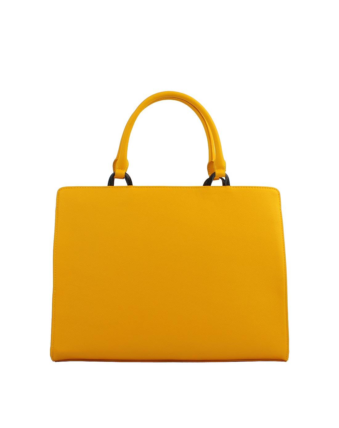 黄色手提到手提包-黄色手提到