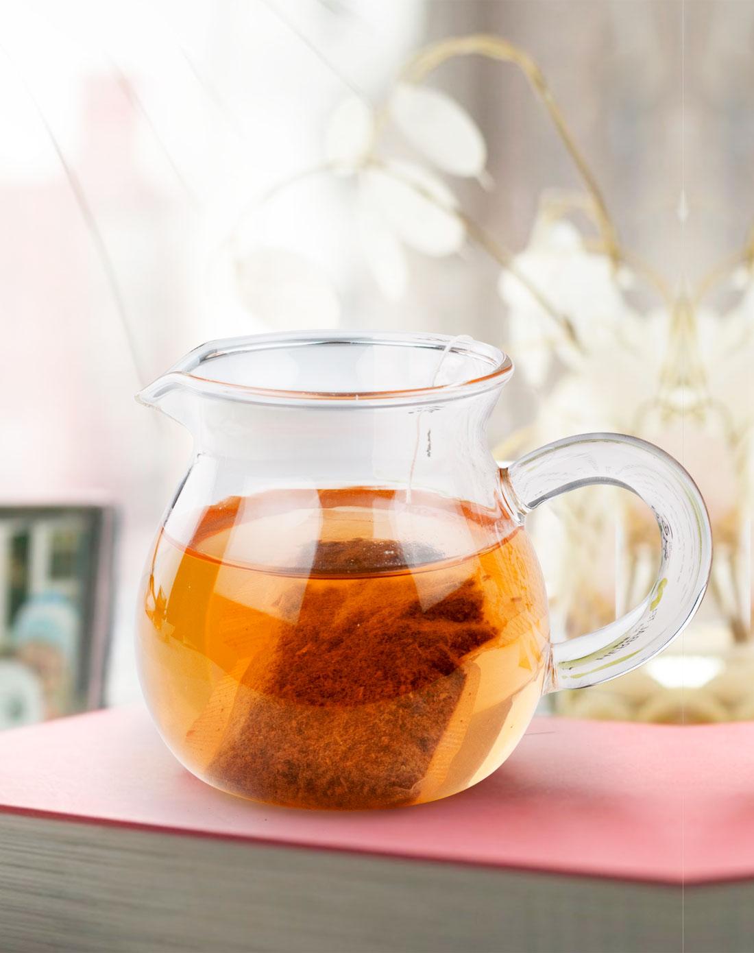 茶酵母纤体茶 40克×2盒