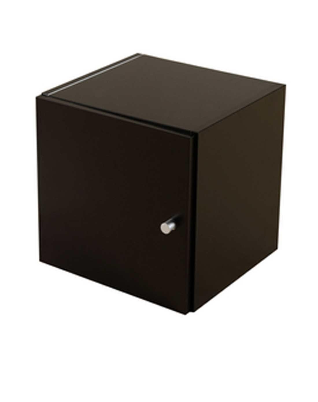黑色储物盒