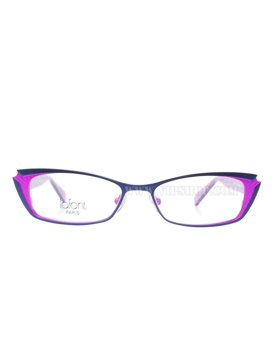 lafont 女款可爱紫色眼镜架