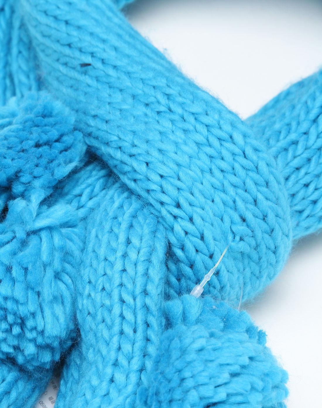 细线织围巾怎么起针_粗针围巾的织法图解 _排行榜大全