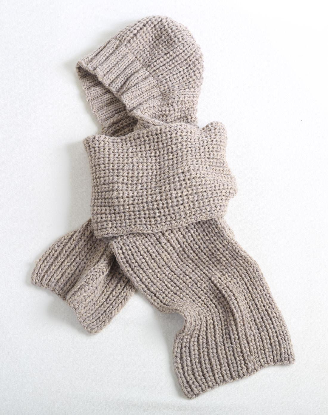 细线织围巾怎么起针_求一种最简单的织围巾的方法- _汇潮装饰网