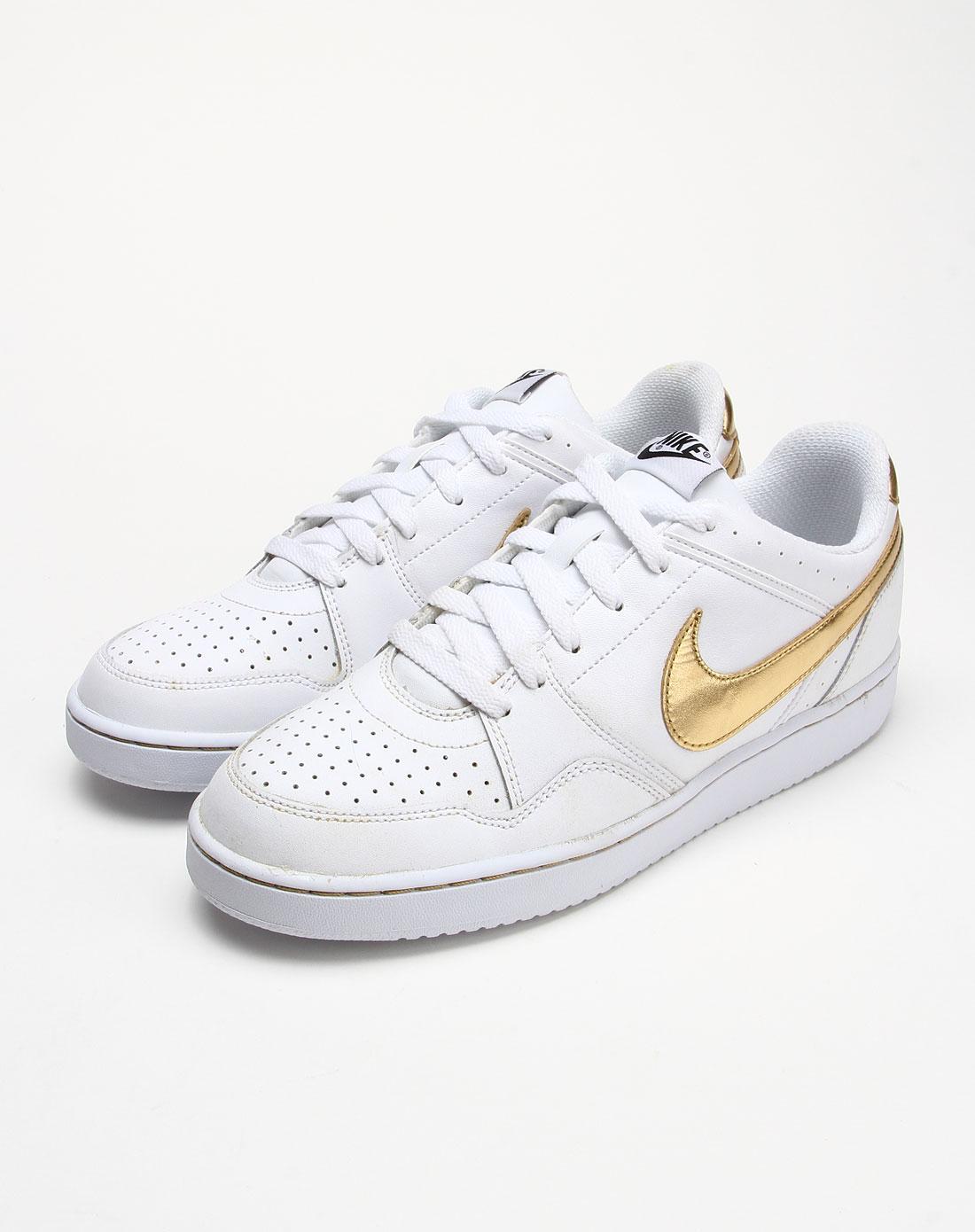 耐克nike 男款白色运动文化鞋
