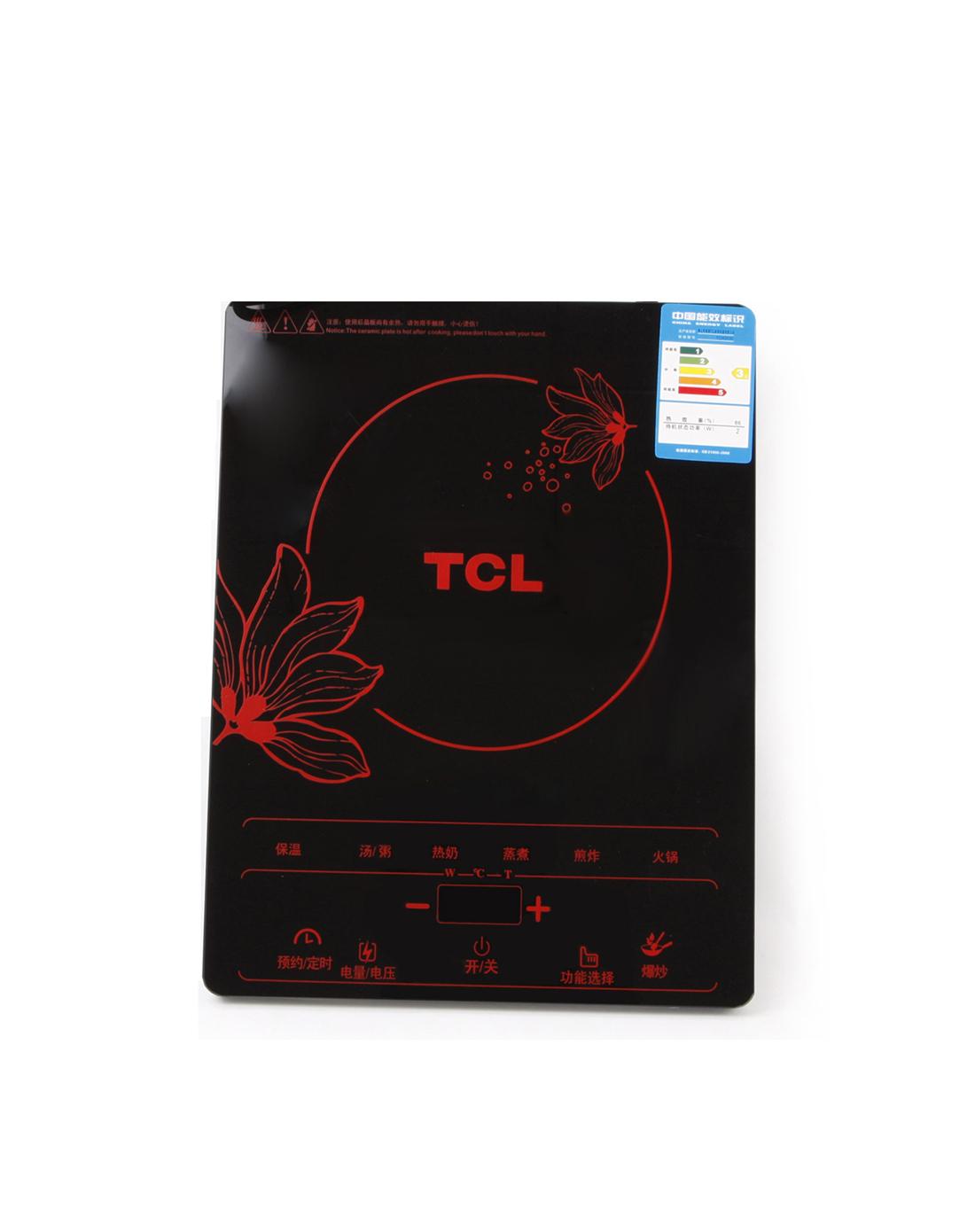 tcl电器&乐心秤tcl 整板触摸式电磁炉tch2030