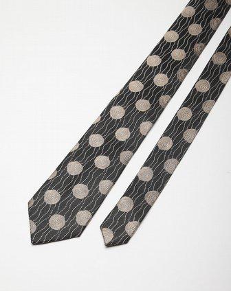 时尚花纹个性领带