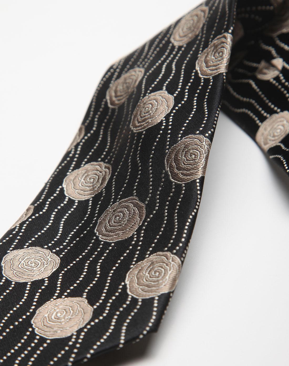 华斯度vasto时尚花纹个性领带1101410752
