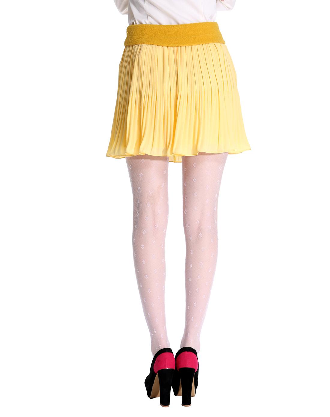 女装图标素材黄色
