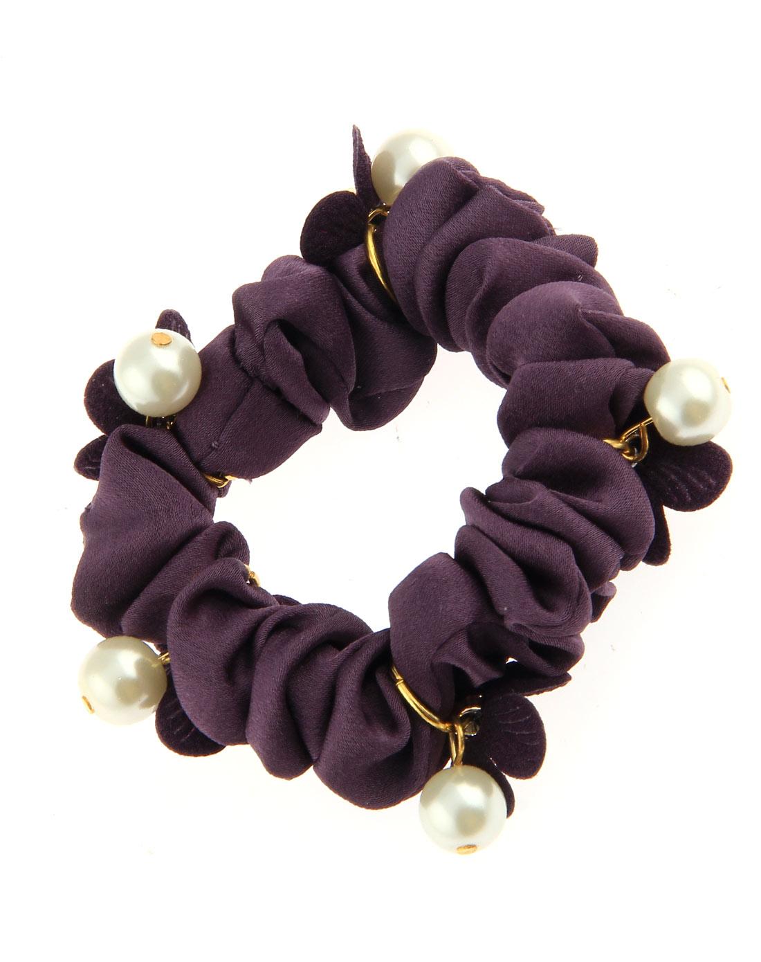 炫紫时尚发圈