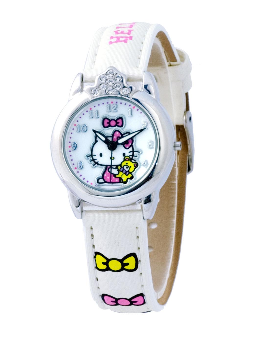 hello kitty 儿童手表