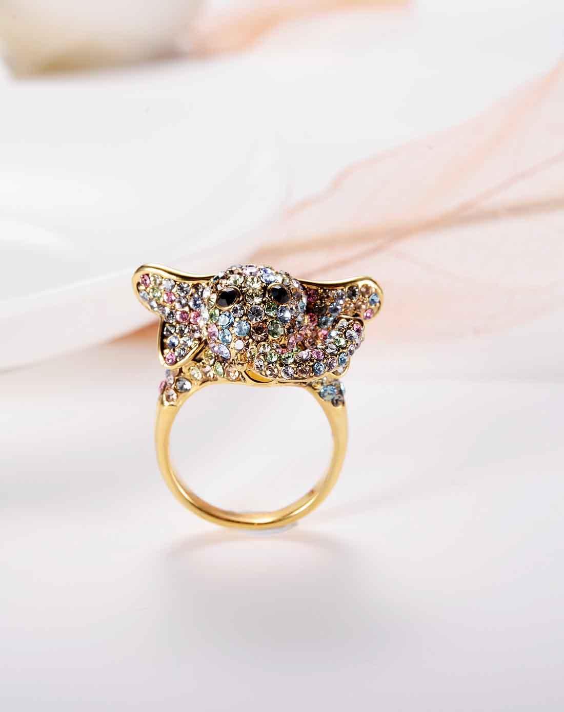 动物造型戒指