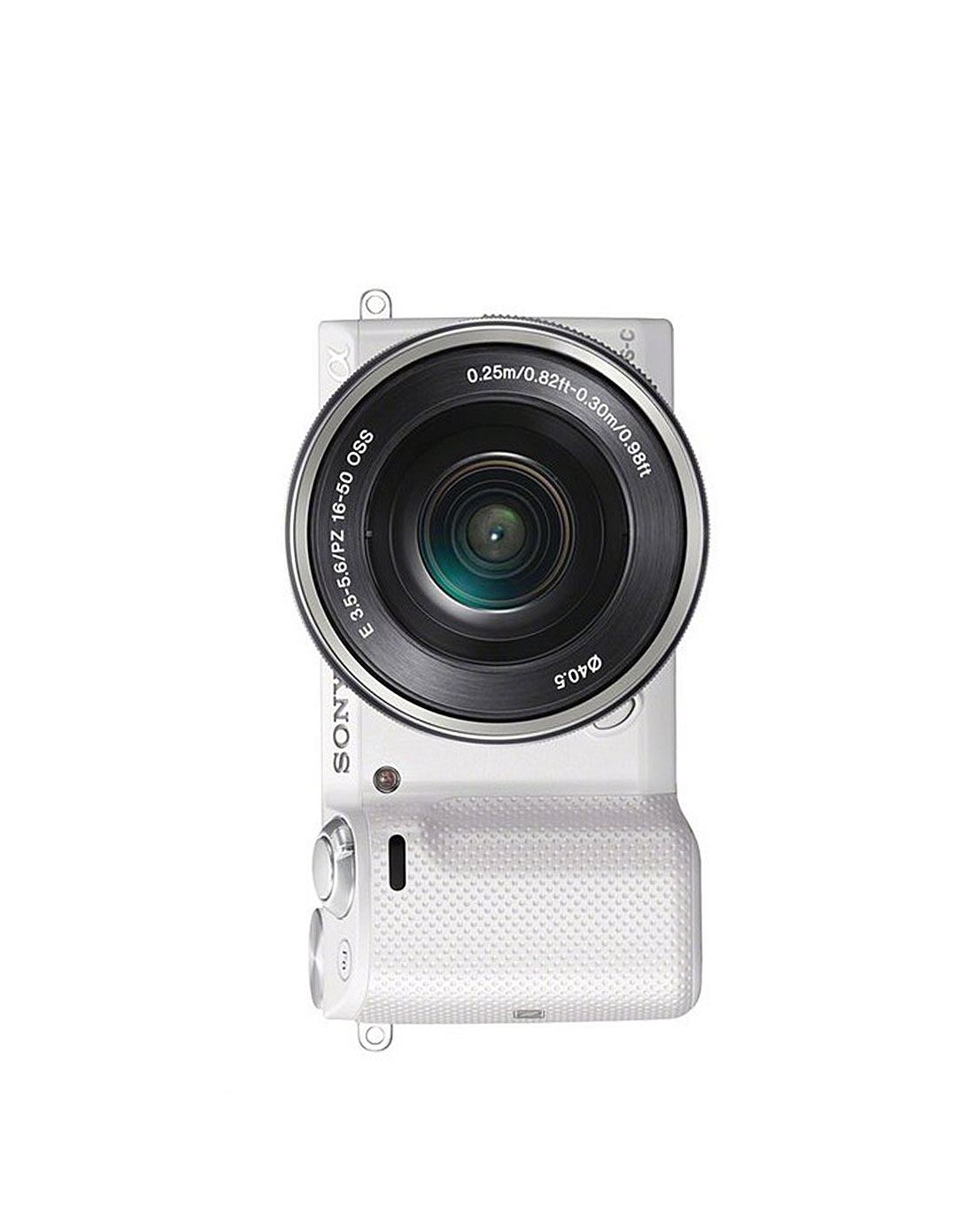 索尼sony 微单相机 nex-5tl(白色)