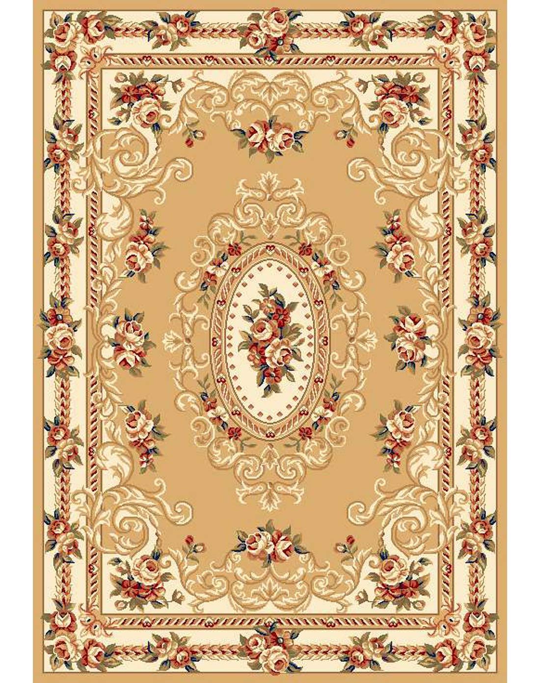 伊斯曼18y欧式客厅地毯 尊贵奢华 240*340cm