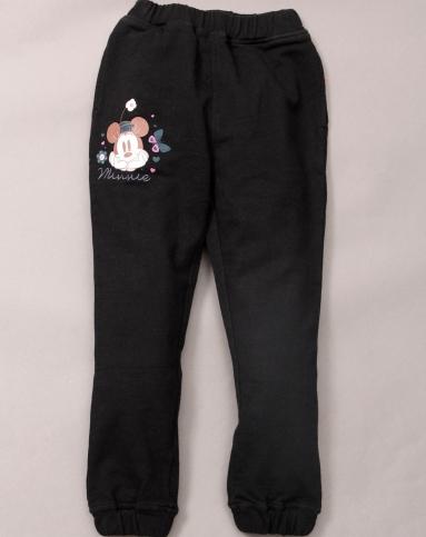 绿盒子greenbox迪士尼系列女童黑色裤子nq30401688