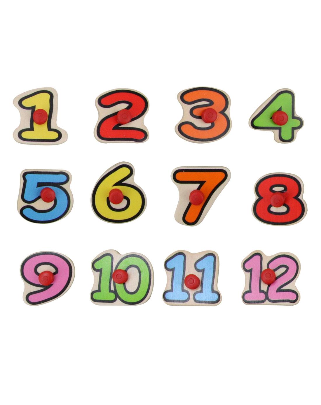 海绵宝宝儿童用品专场智立方海宝数字时钟拼图玩具p2