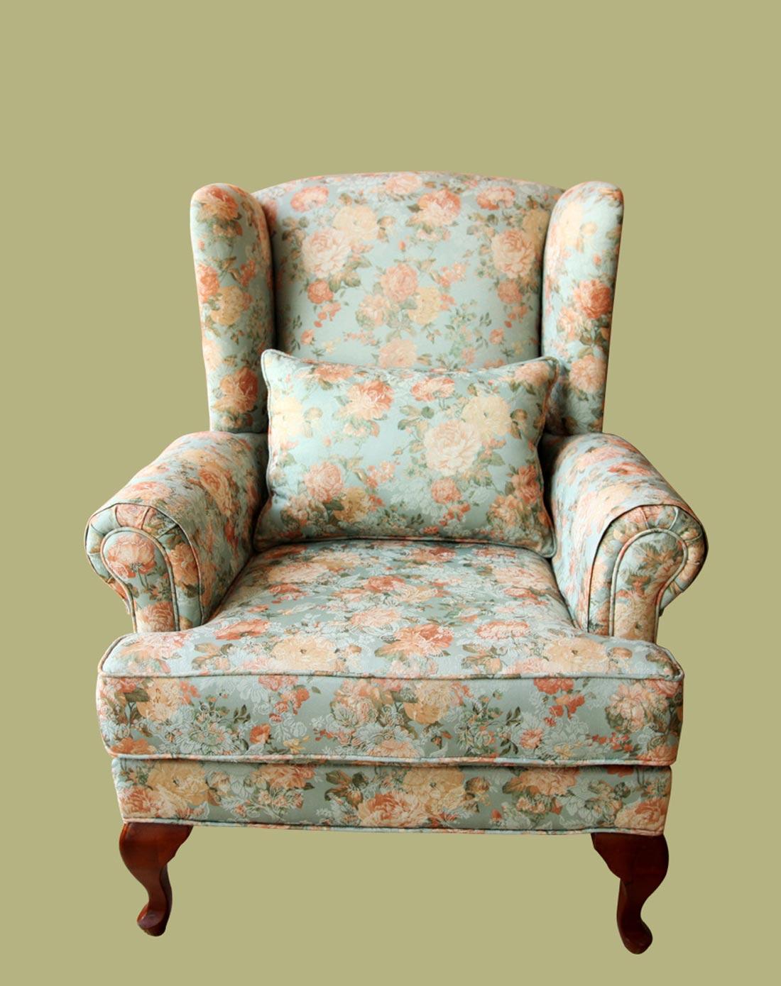 欧式虎椅单人沙发yx
