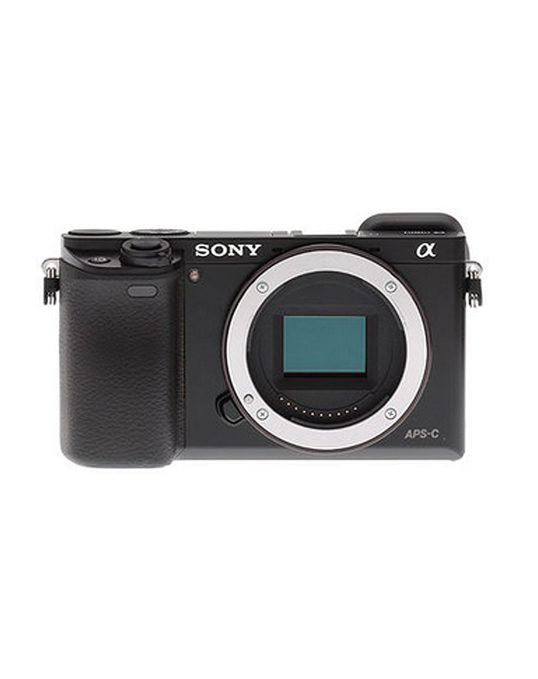 索尼a600018-200mm微单黑色