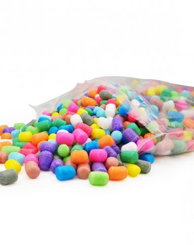 特宝儿1000粒龟兔赛跑手工制作玉米粒