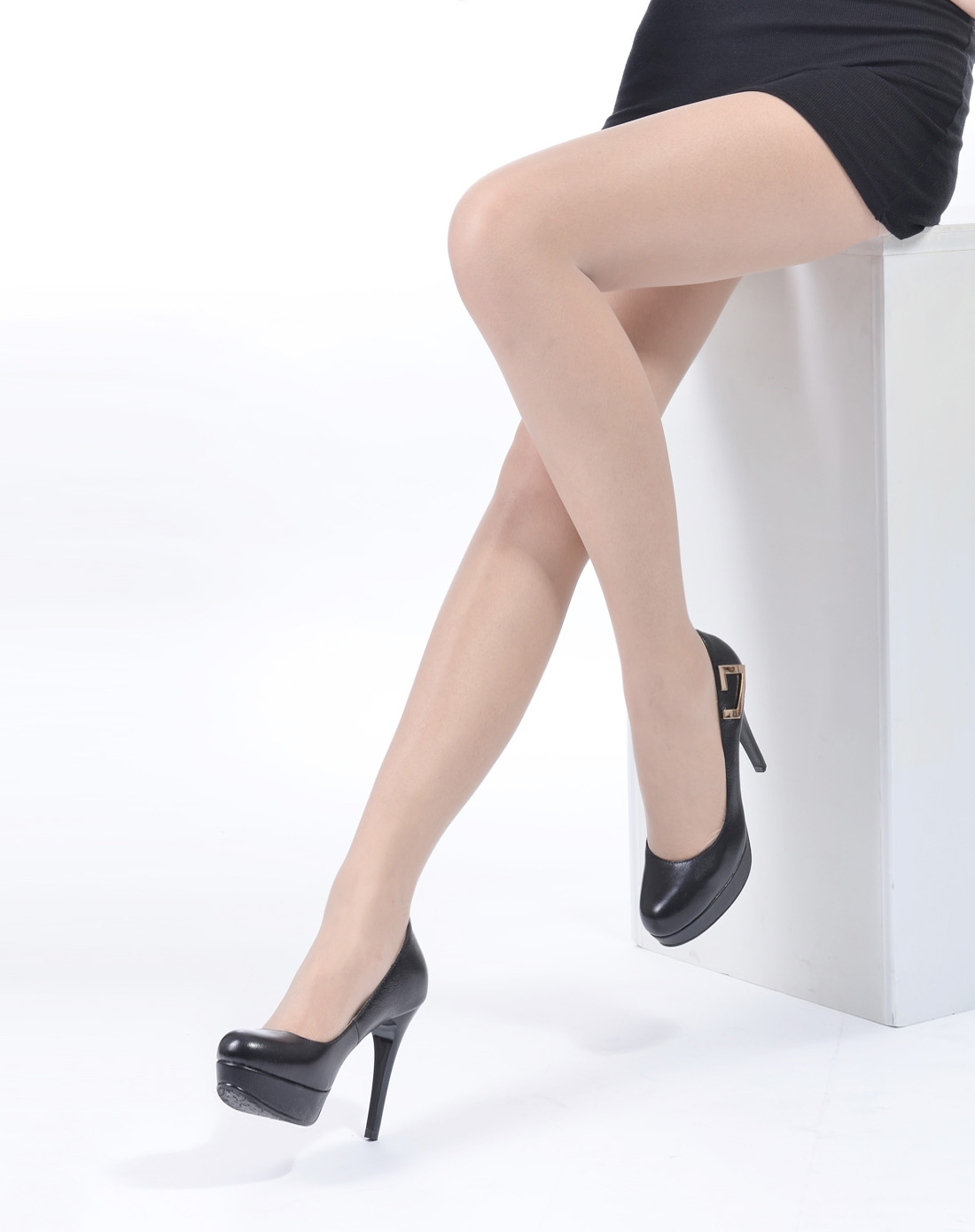 3d超薄二代无缝绢感连裤袜