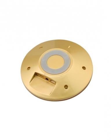 bsp02金色 飞碟蓝牙音箱