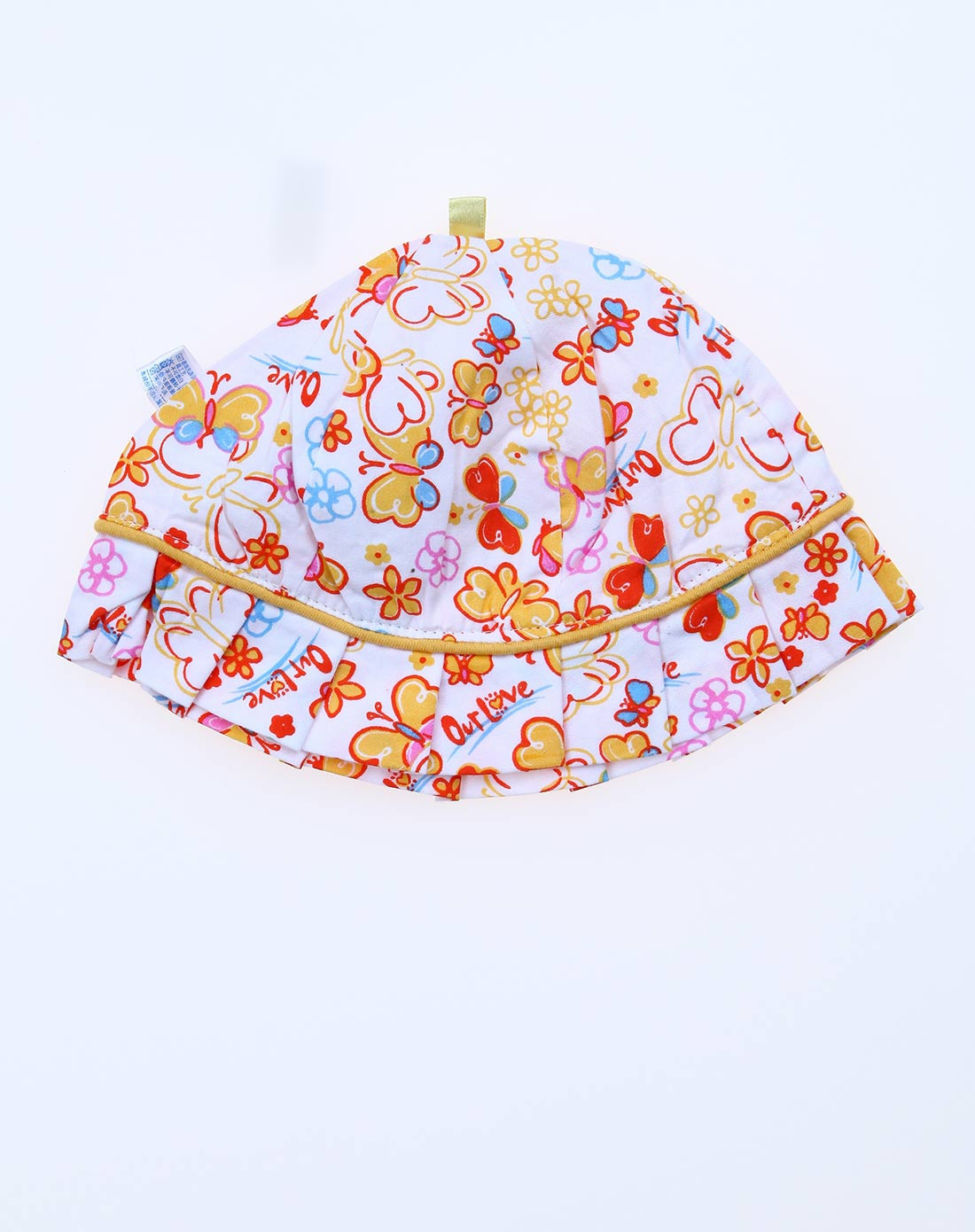 各种帽子的花纹