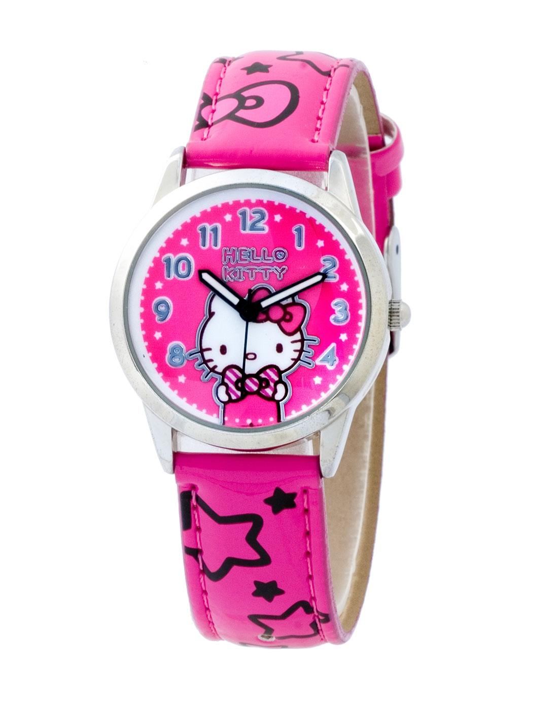hello kitty儿童手表