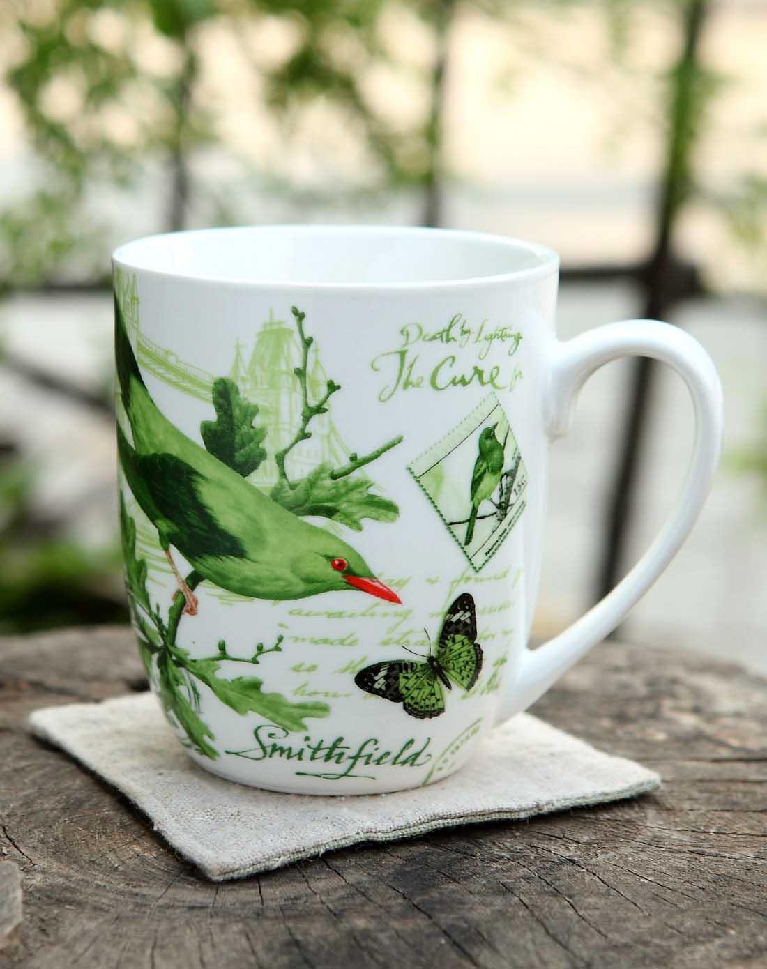浅水湾小精灵动物图案陶瓷杯qsw13012242
