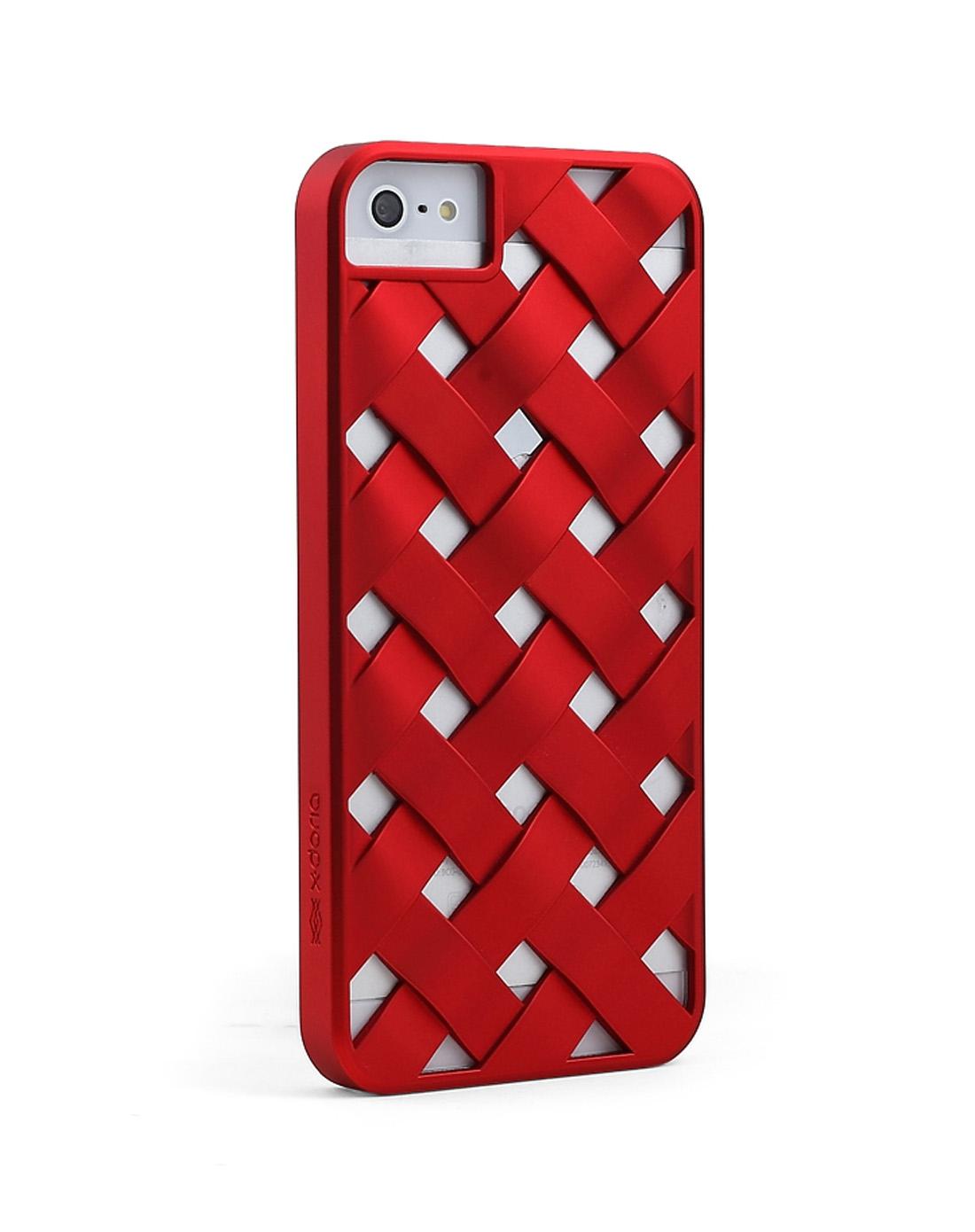 > iphone5/5s艺术编织手机壳