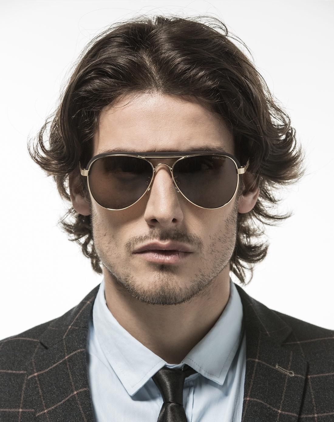 男士眼镜品牌排行_男士太阳镜的搭配
