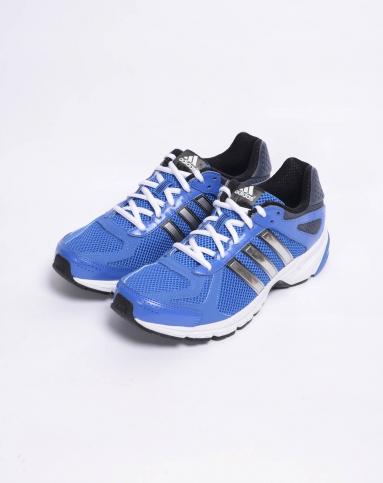 阿迪达斯adidas男鞋专场 男子蓝色跑步鞋