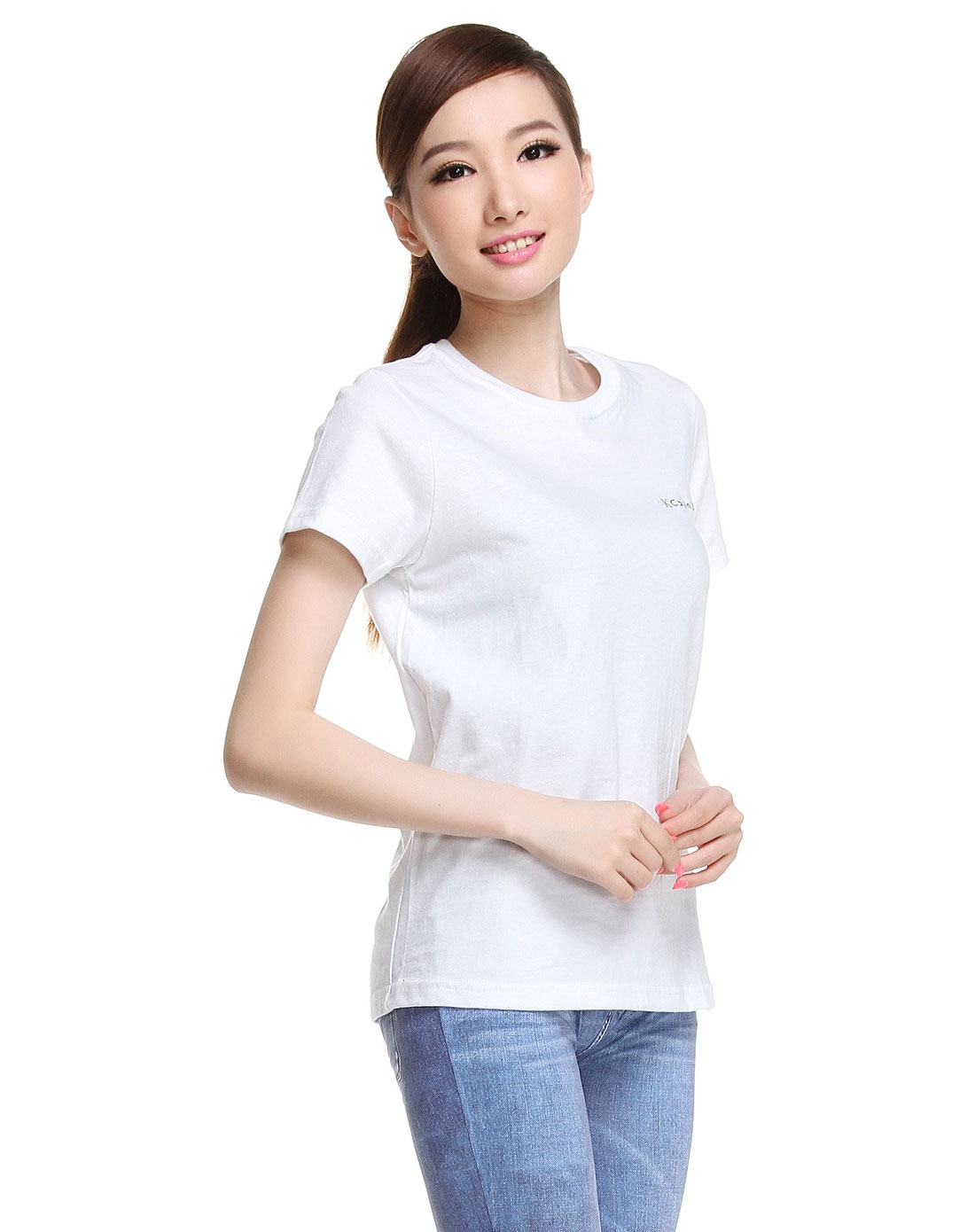 女短袖t恤(5)