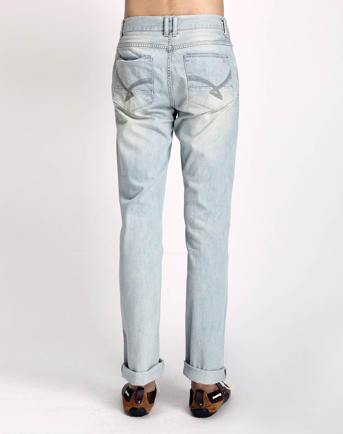 男浅蓝牛仔裤,浅蓝牛仔裤
