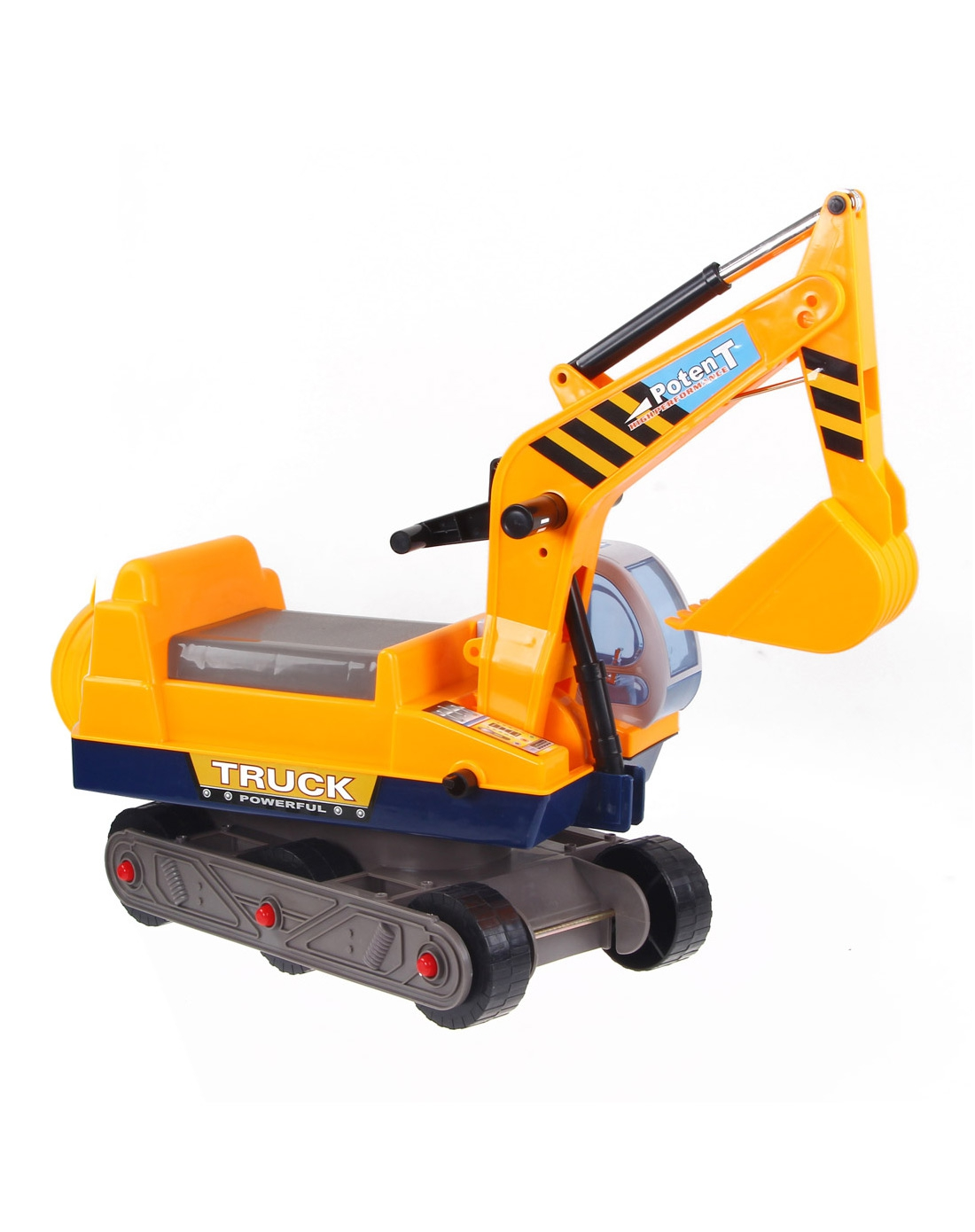 儿童超大可骑挖土机