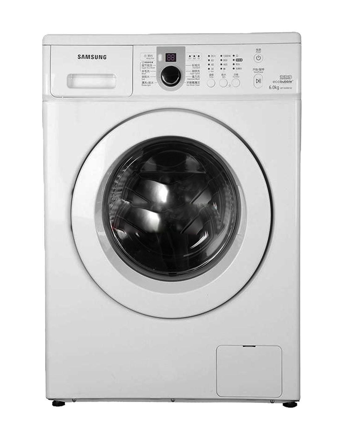 三星samsung电器专场6公斤滚筒洗衣机