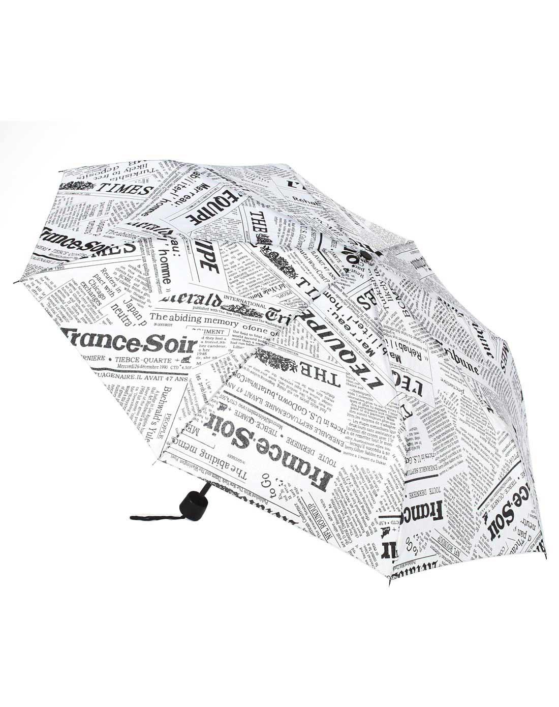 趣玩创意家居移动端专场 > 新款外文报纸伞