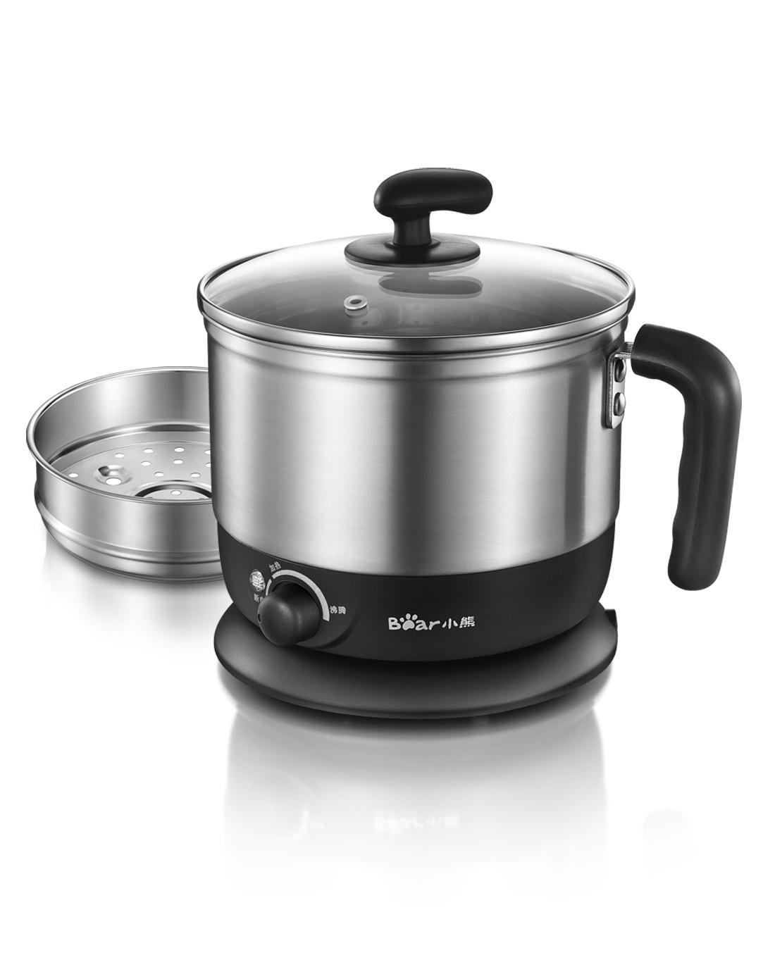 > 600w不锈钢蒸煮双层电热锅