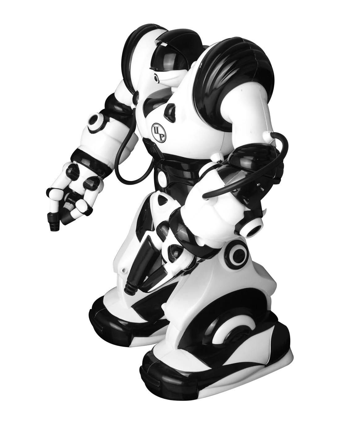 佳奇 智能对话遥控机器人黑白色(单)