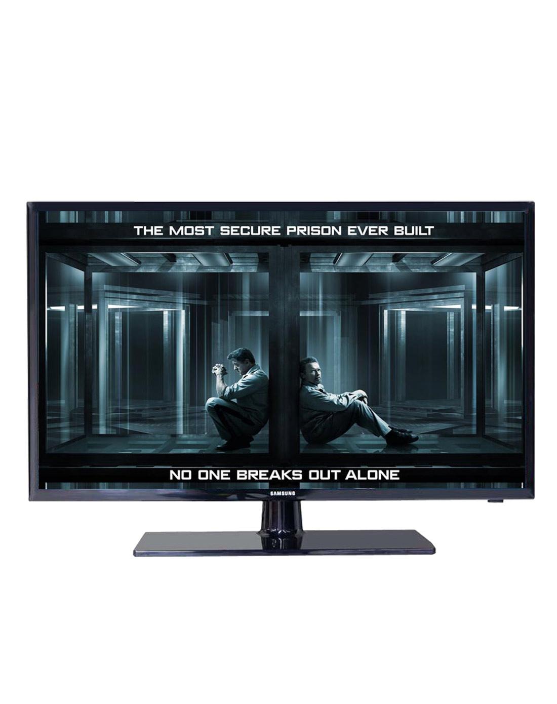 > 32英寸窄边框液晶电视支持usb播放