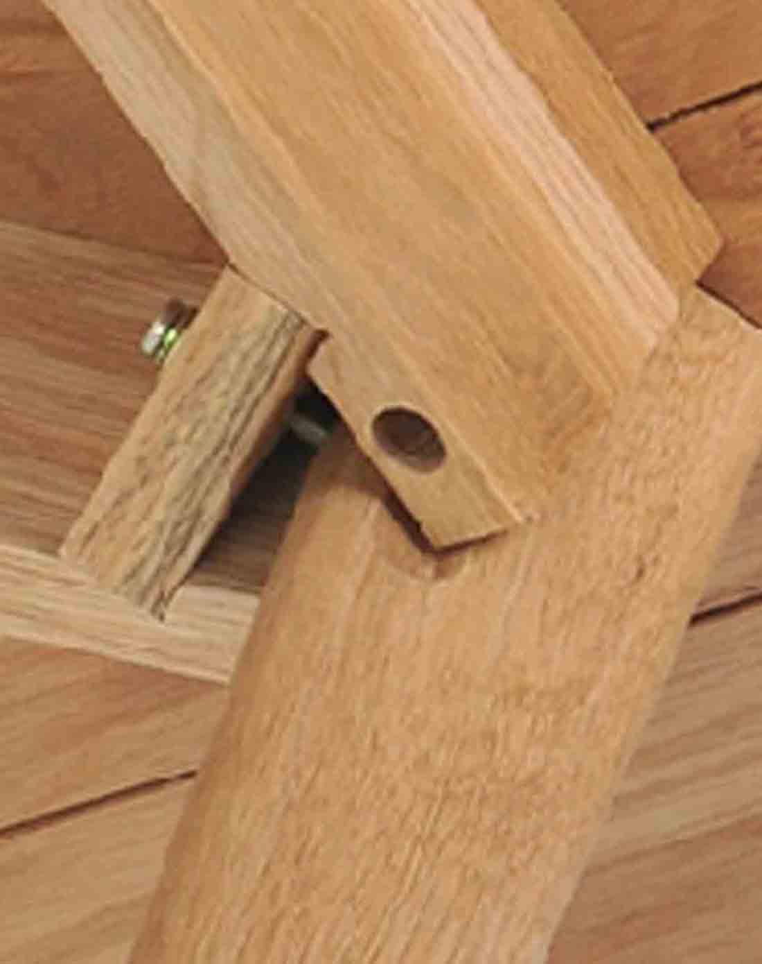 美国进口白橡木实木清漆瑞德斯餐桌-01
