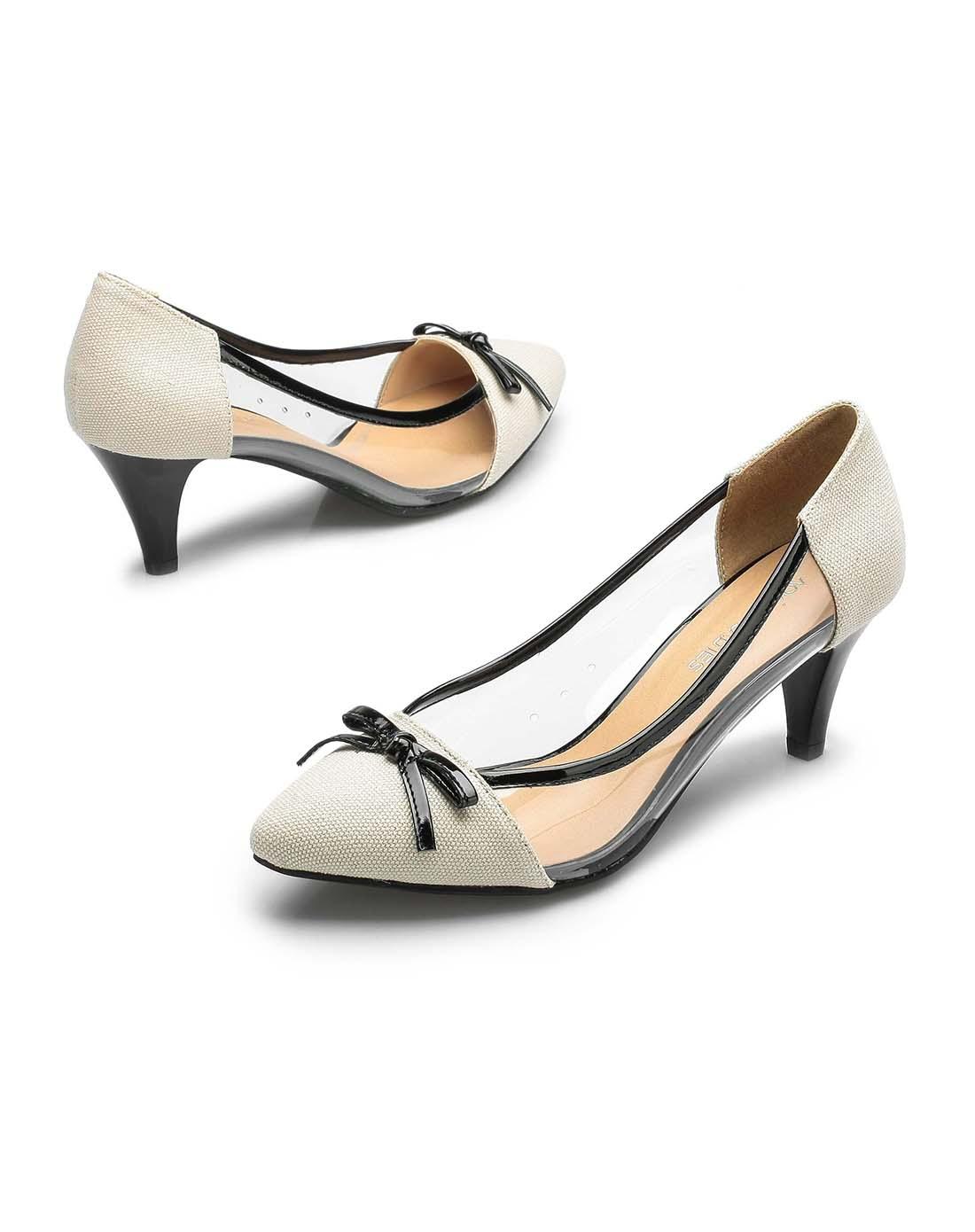 甜美可爱休闲单鞋