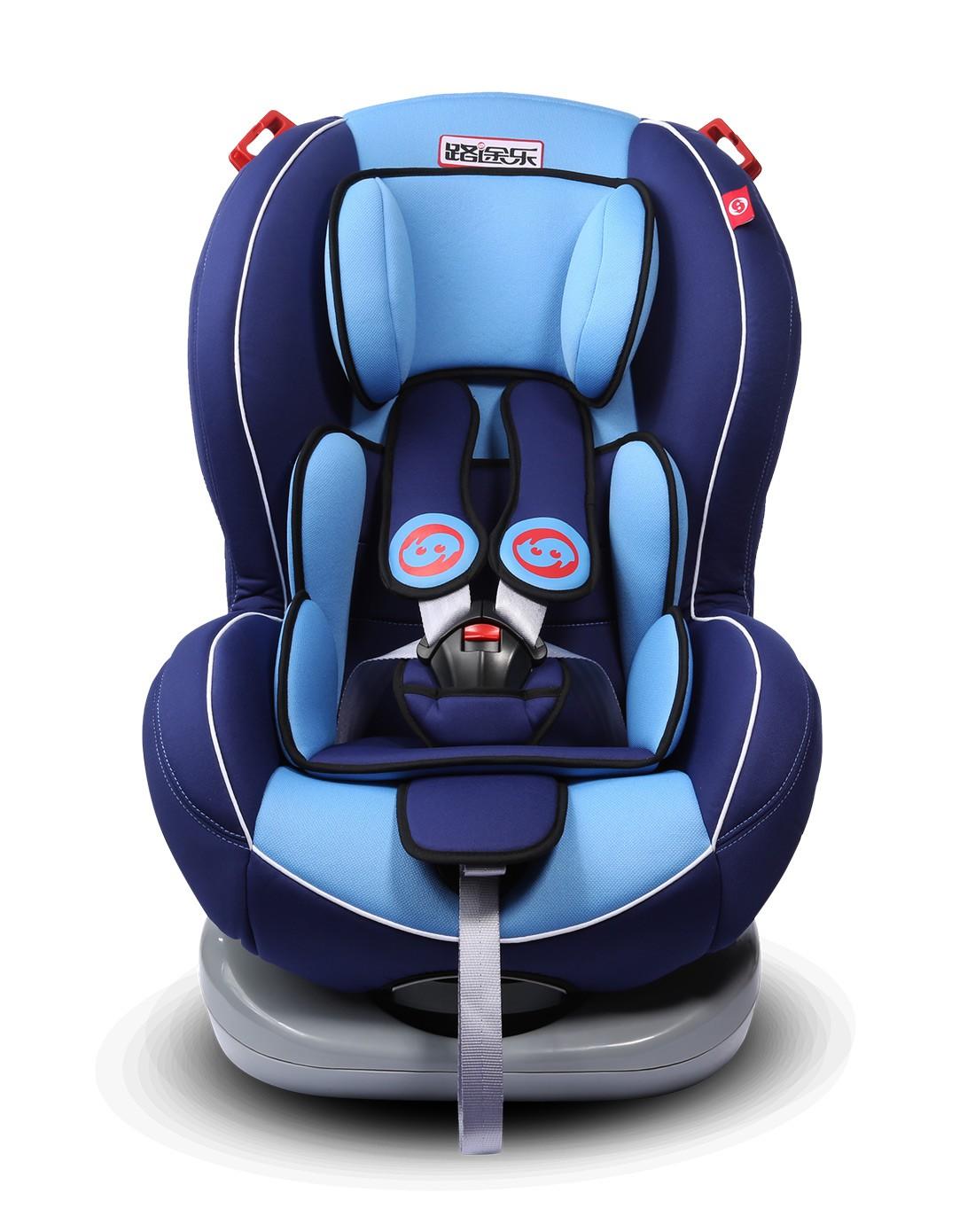 路途乐儿童座椅哈哈象s款汽车儿童安全座椅约0-6岁 竖