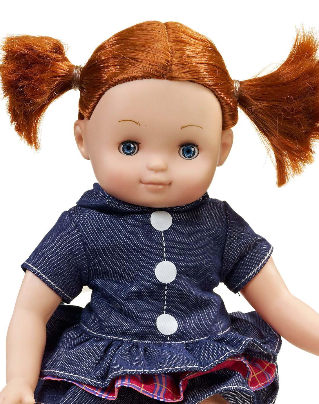 贵阳美林�_两件换装娃娃璐咔宝贝-牛仔款 xy60611-1w