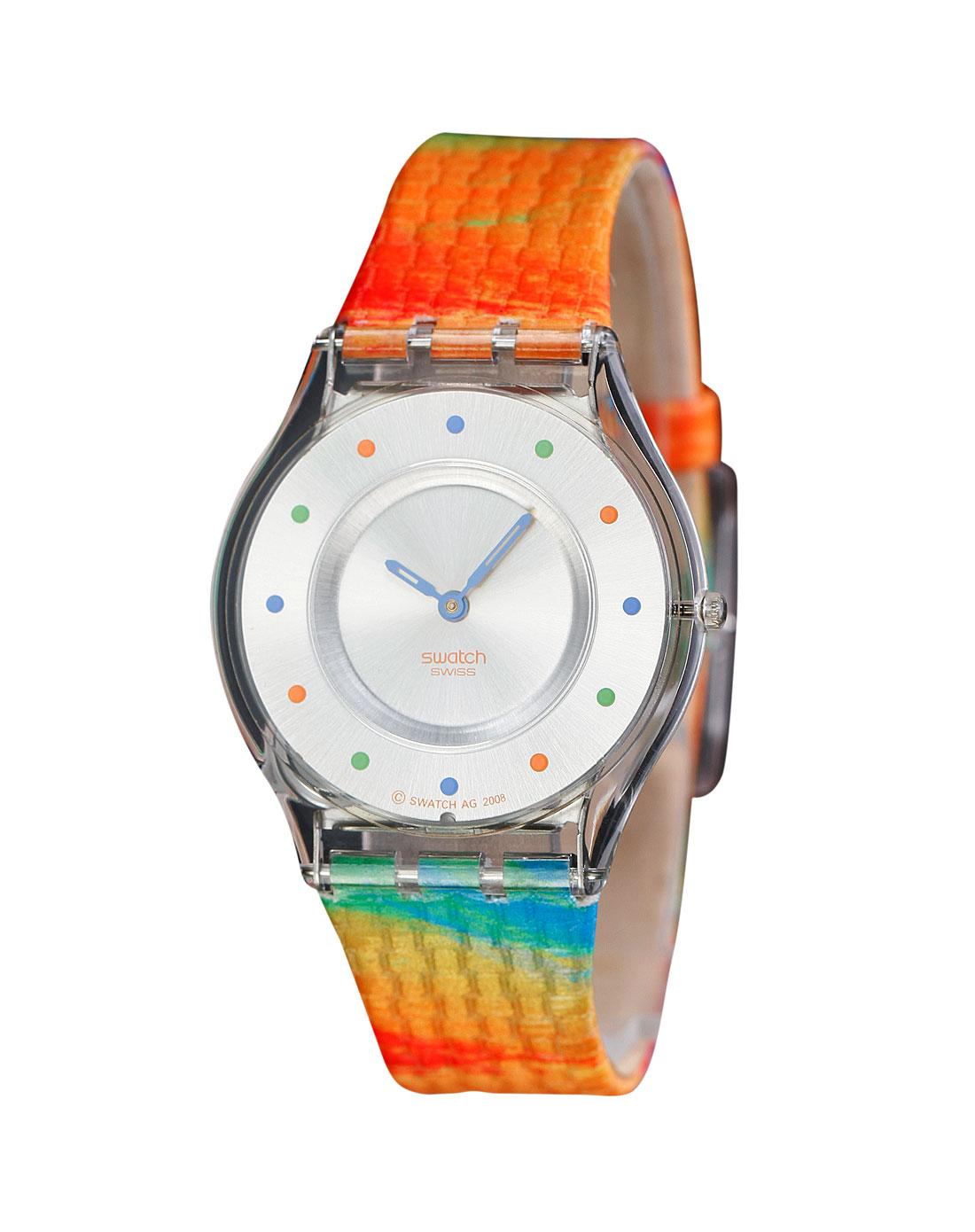 女款彩色暖爱手表